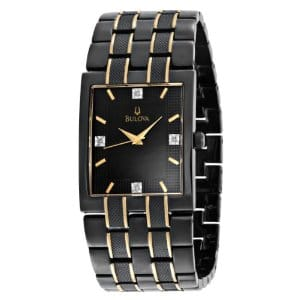 digital watches bulova gold plated crystal watch 98b009watch store bulova watches on jewelers blog archive bulova men s diamond
